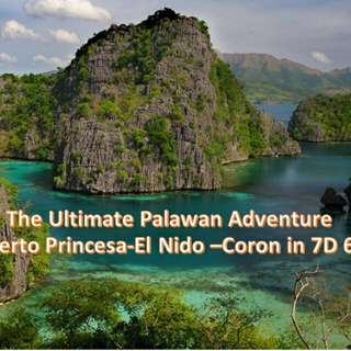 Ultimate Palawan Adventure