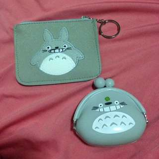 Money/Card Holder and Purse