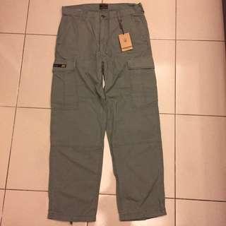 🚚 Wtaps Jungle 橄欖綠 工作褲 長褲 口袋