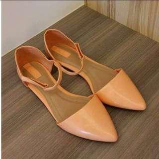 🚚 尖頭 平底鞋 #手滑買太多