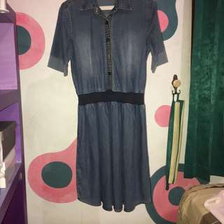 Dress jeans mobile power size M