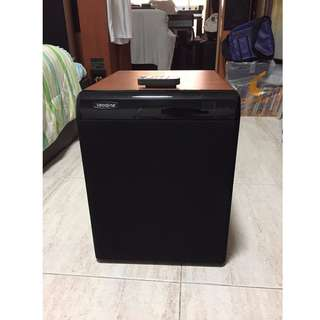 Velodyne Acoustics CHT-8Q 8-inches Woofer Powered Active Subwoofer with Original remote control (130-350Watts)