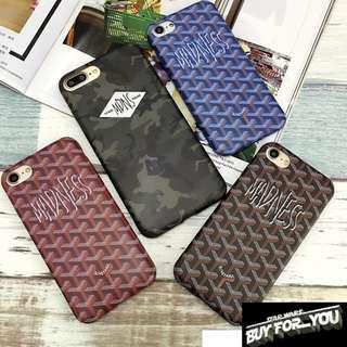 $129 Madness 余文樂 goyard iphone 6 6s 6+ 6s+ 7 7+ case 手機殼 電話殼