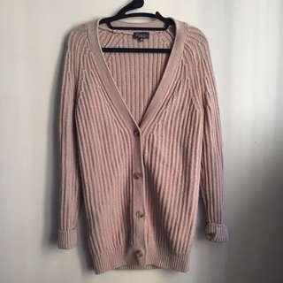 Babaton Cashmere Sweater Cardi
