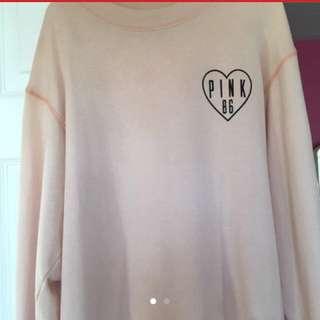 Brand New Victoria secret pink sweater