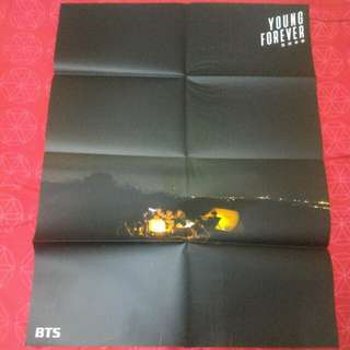 [WTS] BTS Young Forever Official Poster