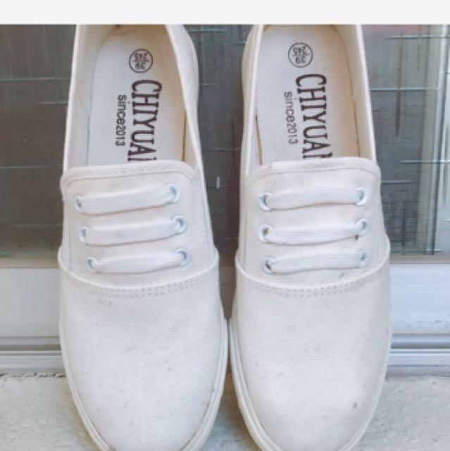 24.5小白鞋💓