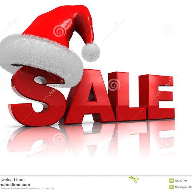 40% PRE-CHRISTMAS SALE!!