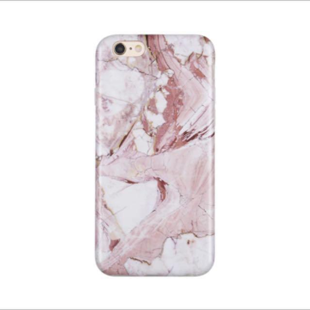 6splus 大理石紋手機殼