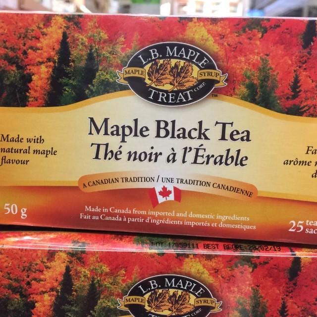 加拿大楓糖茶包