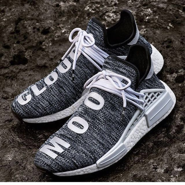 fc963c230 Adidas human race NMD pharrell oreo