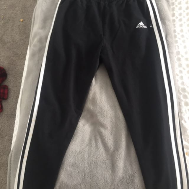 ADIDAS three stripe tights