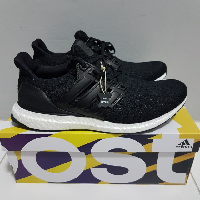 Adidas Ultraboost LTD Leather