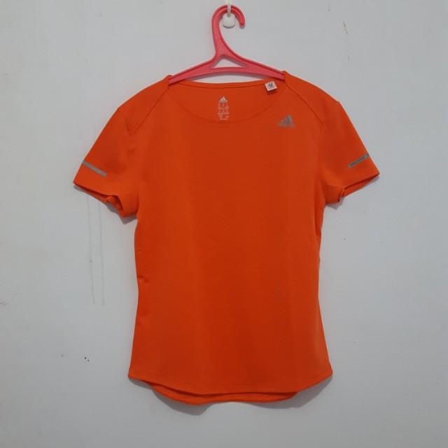 Adidas woman orange