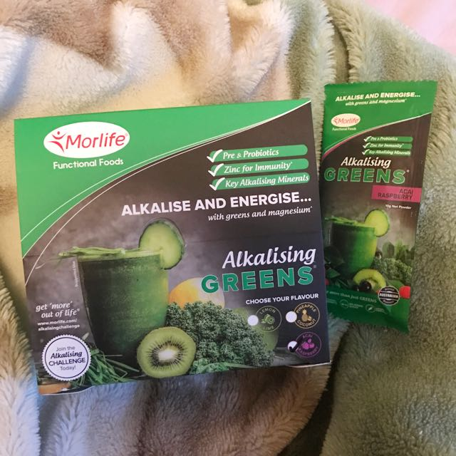 ALKALISING GREENS 🌱