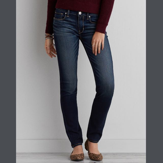 American Eagle • Denim Skinny Jeans