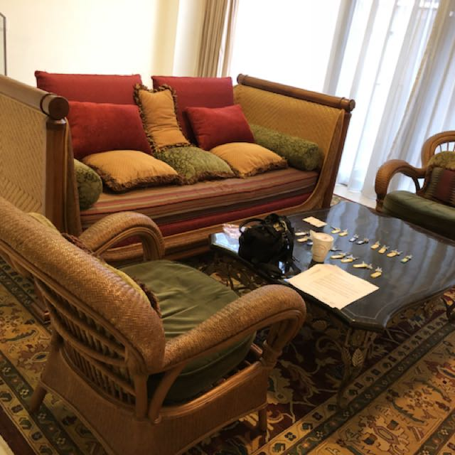 Antique Sofas Tables And Chairs