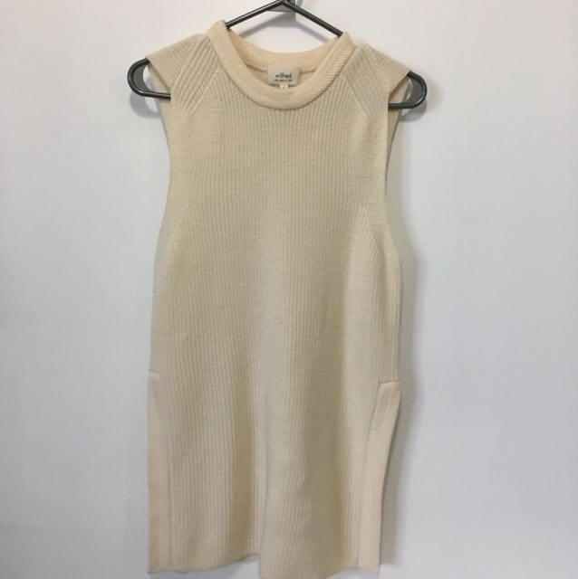 Aritzia wilfred palmier sweater