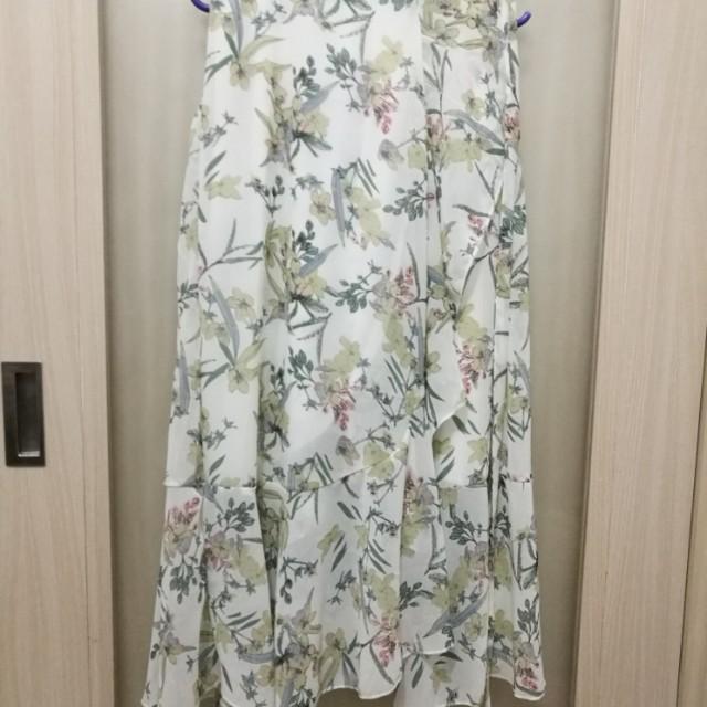 Bangkok Hi-Quality Printed Wrap Skirt
