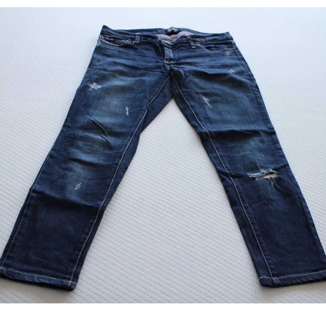 Bardot blue womens jeans size 11