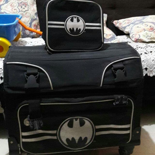 Batman Heavy Duty Stroller