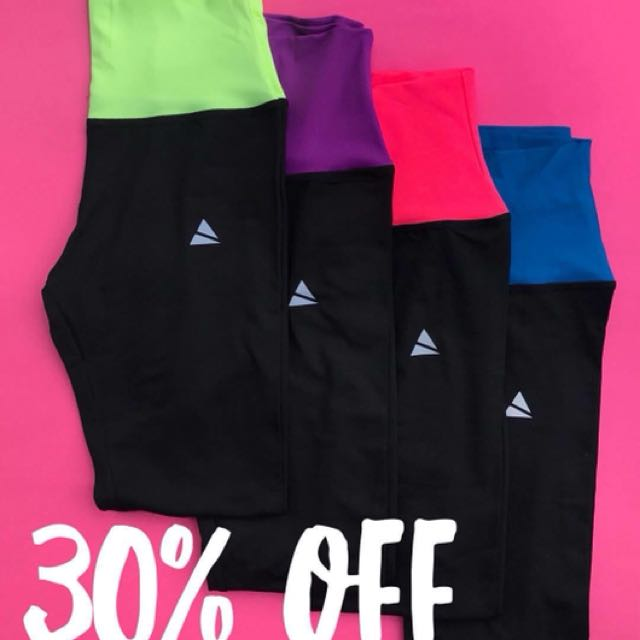 Be Amazing Colored Wb Capris