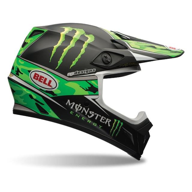 Bell MX-9 Pro Circuit Helmet