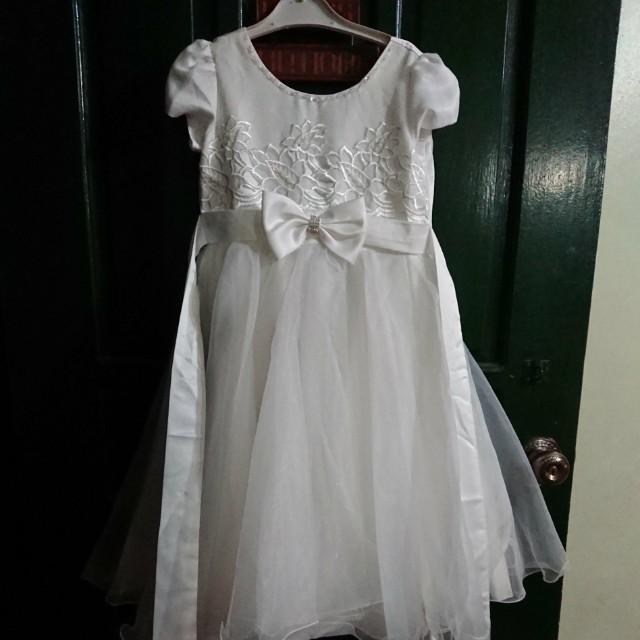 Big Joy White Dress Size 12