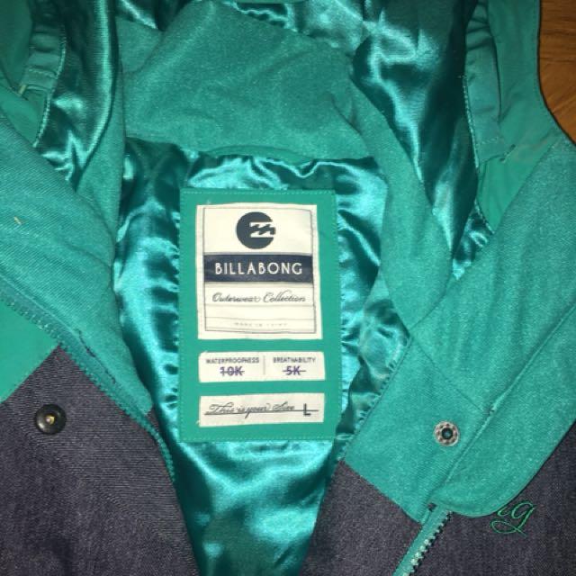 Billabong snowboard ski jacket coat