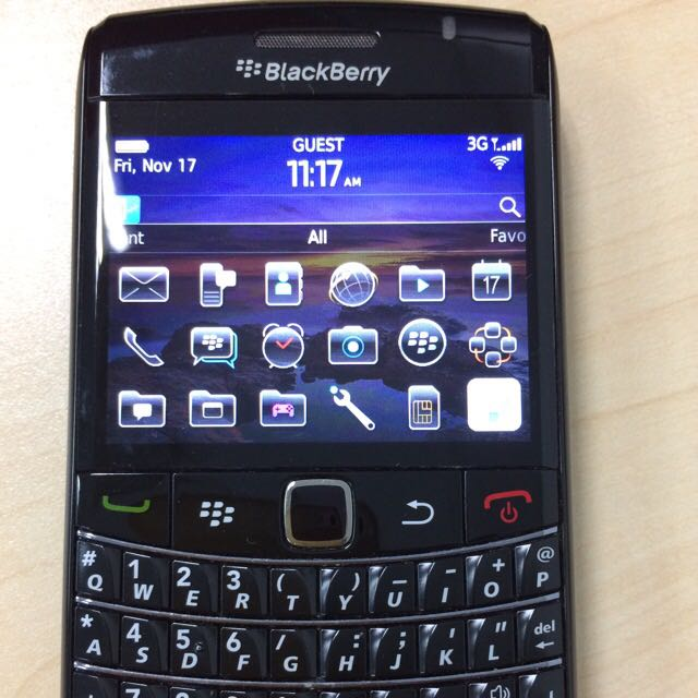 blackberry singapore price bold 9780