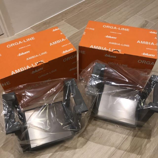 BLUM Orga-Line Plate Holder Orion Grey Matt Home Appliances on Carousell & BLUM Orga-Line Plate Holder Orion Grey Matt Home Appliances on ...