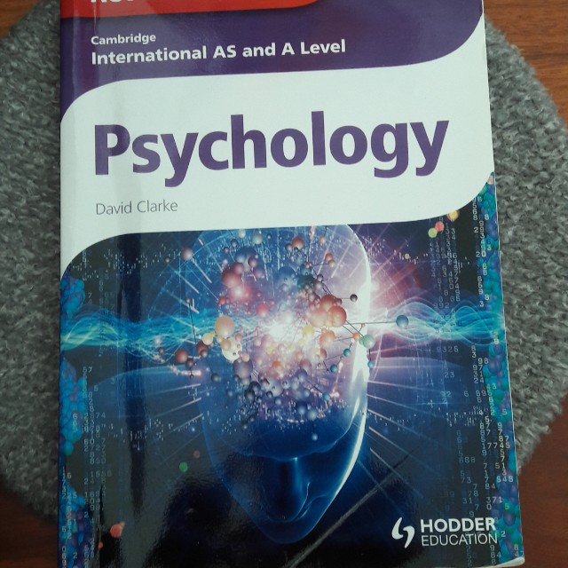 cambridge a level psychology revision guide textbooks on carousell rh my carousell com AQA Revision Guides Revision Timetable