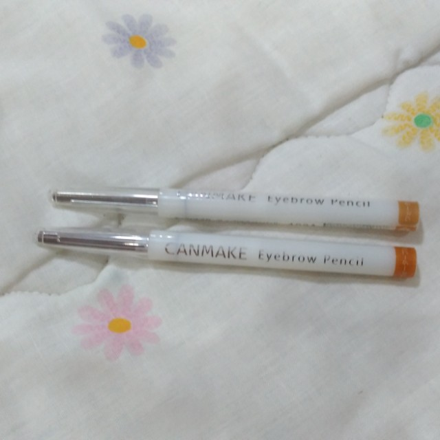 Canmake eyebrow pencil #03 #04
