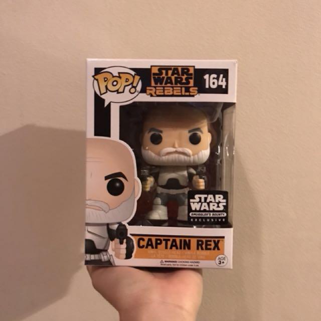 Captain Rex Smuggler's Bounty Exclusive