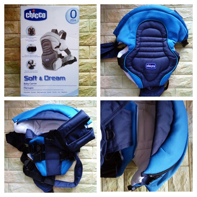 Chicco Soft and Dream Baby Carrier