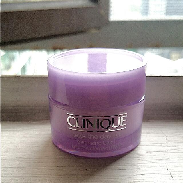 Clinique Cleansing Balm