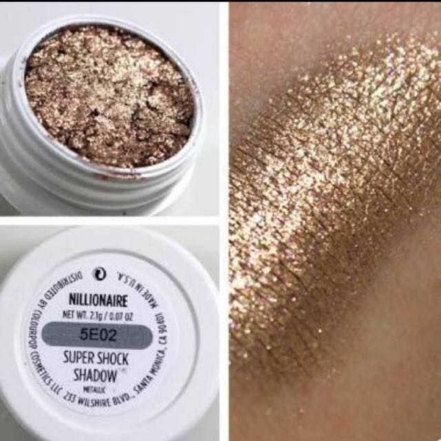Colourpop Eyeshadow-nillionaire