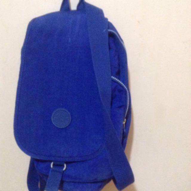 Cose blue backpack back to school