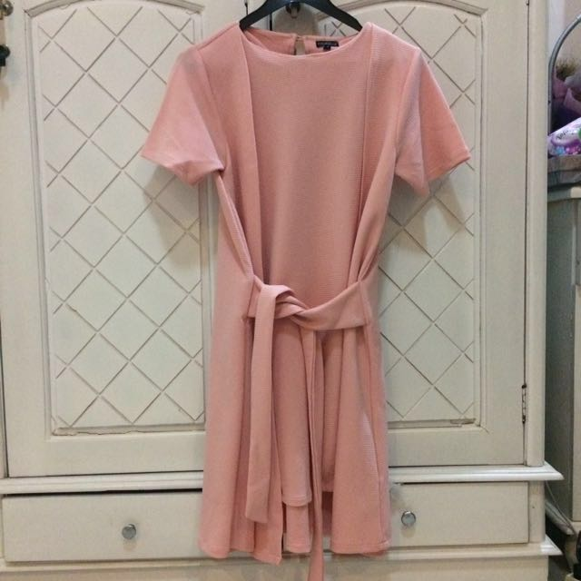 Coup Belle Tied Dress