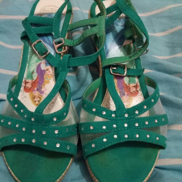 Disney Princess Wedge Shoes