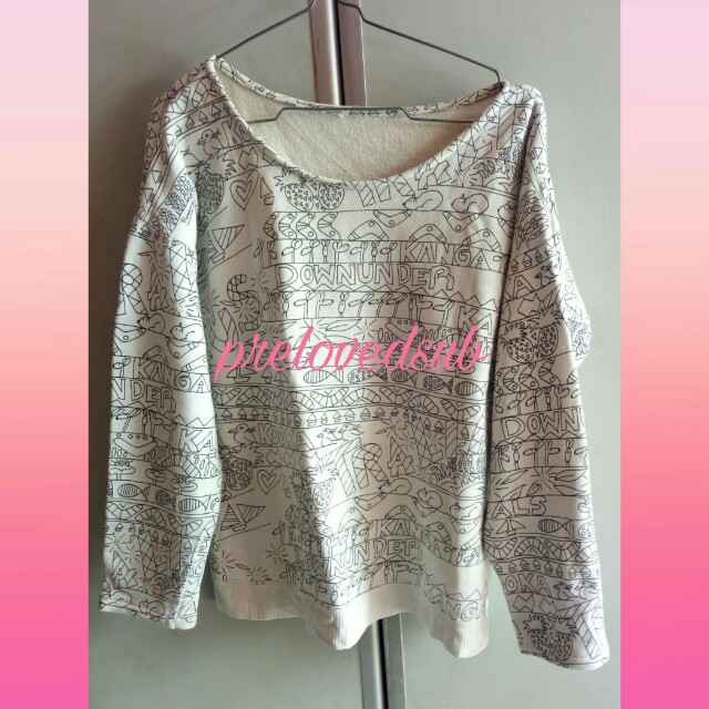 Doodle Sweater