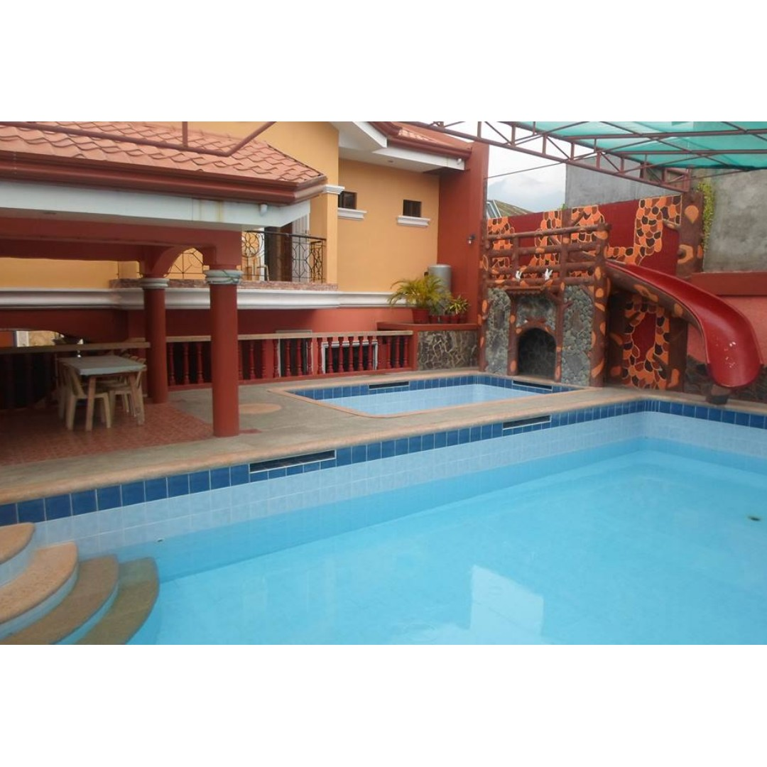 Dumaya Private Resort Pool Resort For Rent In Pansol