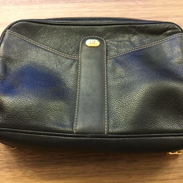 Dunhill men clutch bag (Authentic)