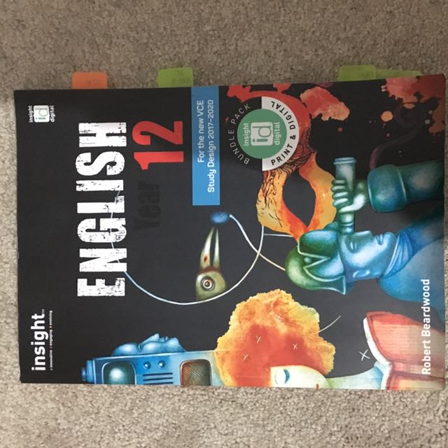 English insight year 12
