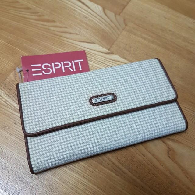 ESPRIT 全新 長皮夾 #手滑買太多