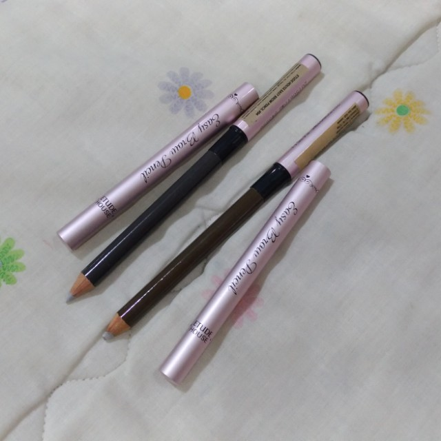 Etude house eyebrow pencil #1 #4