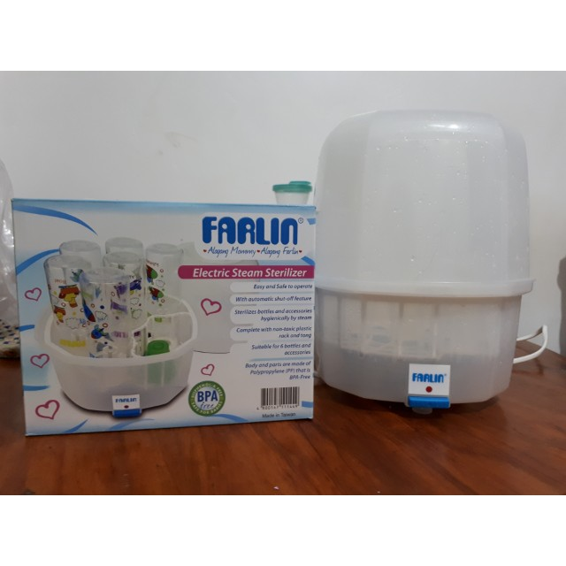 Farlin Bottle Sterilizer