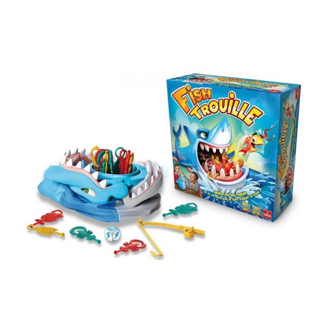 Fish Trouille Family Game