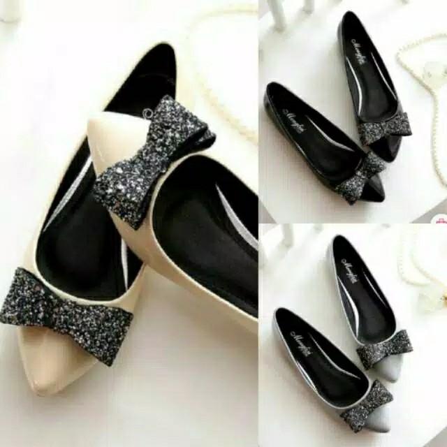 Flatshoes Glossy Pita
