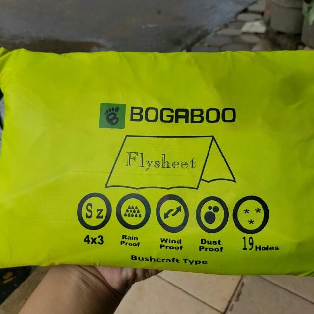 Flysheet Bogaboo